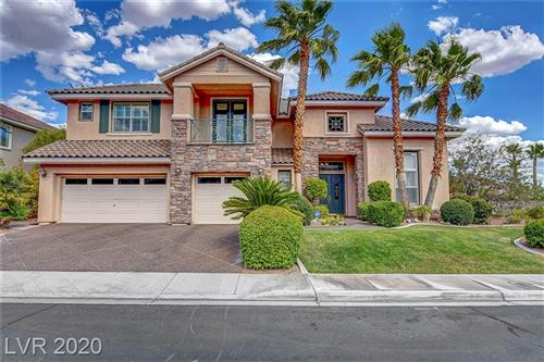 Photo of 3030 Hammerwood Drive, Las Vegas, NV 89135 (MLS # 2217939)