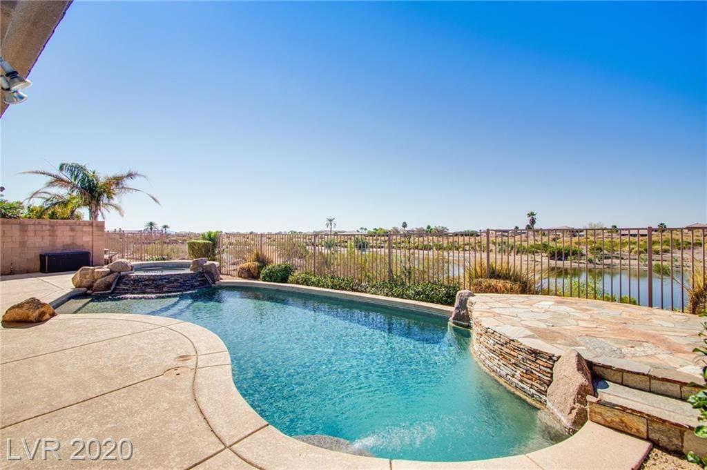 Photo of 7173 Lansbrook Avenue, Las Vegas, NV 89131 (MLS # 2228939)