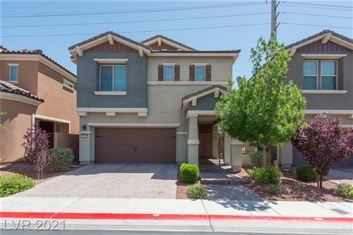 Photo of 2048 Solvang Mill Drive, Las Vegas, NV 89135 (MLS # 2293940)