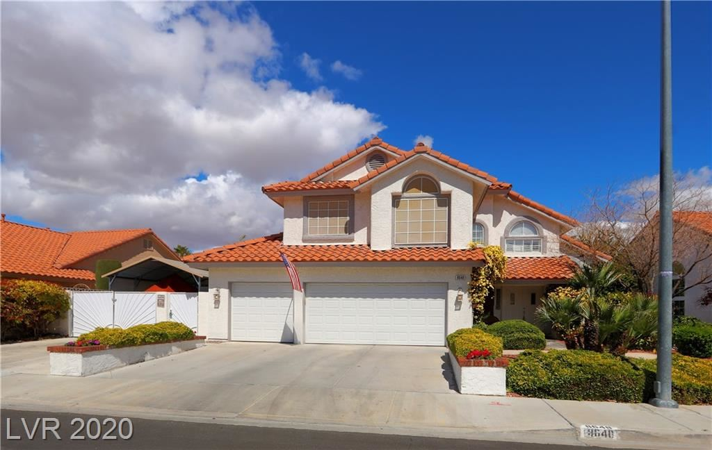 Photo of 8648 Grandbank Drive, Las Vegas, NV 89145 (MLS # 2185940)