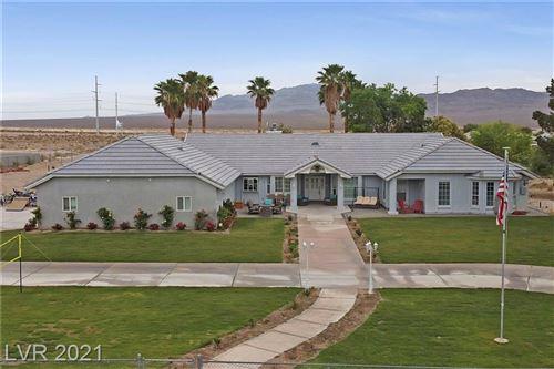 Photo of 8500 Rocky Avenue, Las Vegas, NV 89143 (MLS # 2299941)