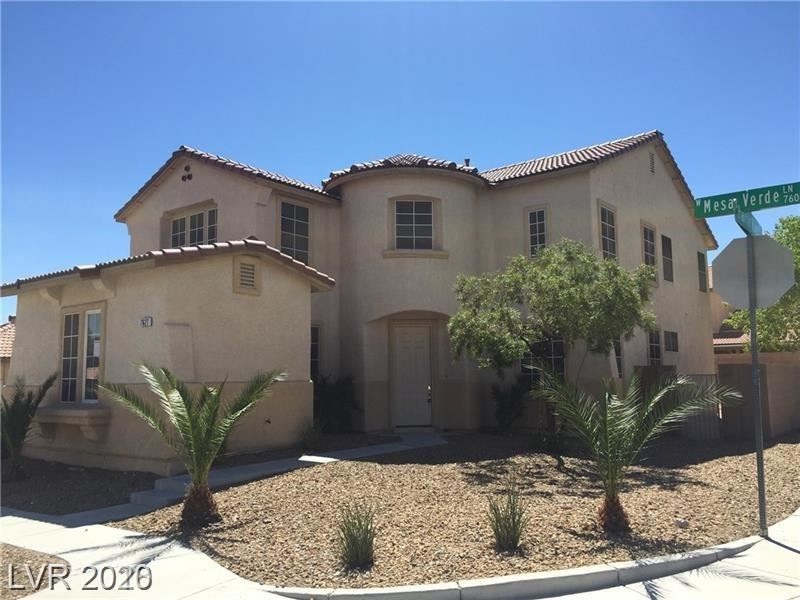 Photo of 7627 Mesa Verde, Las Vegas, NV 89113 (MLS # 2191941)
