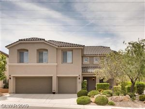 Photo of 90 VOLTAIRE Avenue, Henderson, NV 89002 (MLS # 2113942)