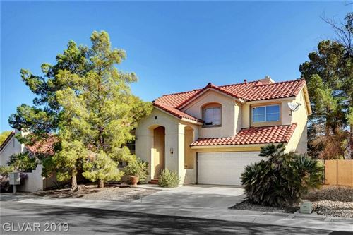 Photo of 8728 WINTRY GARDEN Avenue, Las Vegas, NV 89134 (MLS # 2140942)