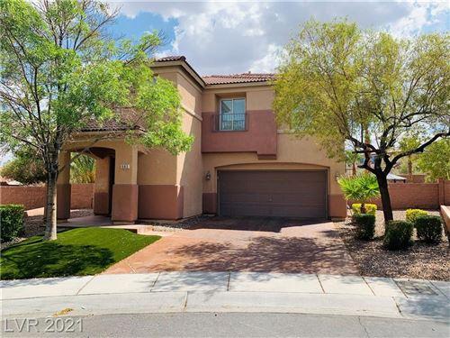 Photo of 592 LACABANA BEACH Drive, Las Vegas, NV 89138 (MLS # 2316943)