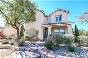 Photo of 3031 VIA SARAFINA Drive, Henderson, NV 89052 (MLS # 2082944)