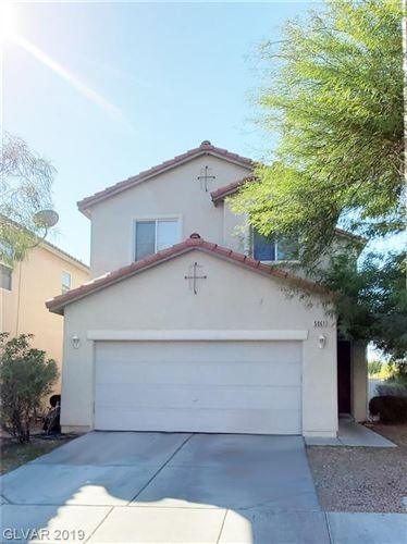 Photo of 5061 DIAMOND RANCH Avenue, Las Vegas, NV 89131 (MLS # 2147944)