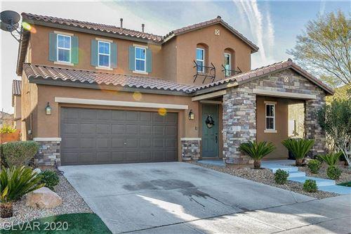 Photo of 7055 GLENCOE HARBOR Avenue, Las Vegas, NV 89179 (MLS # 2165944)