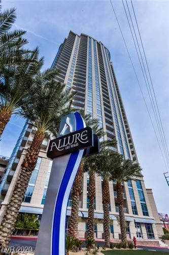 Photo of 200 W SAHARA Avenue #3502, Las Vegas, NV 89102 (MLS # 2177944)