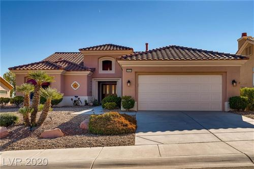 Photo of 3020 Faiss Drive, Las Vegas, NV 89134 (MLS # 2241944)