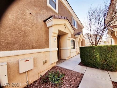 Photo of 3209 ORANGE ORCHID Place #1, North Las Vegas, NV 89084 (MLS # 2273944)