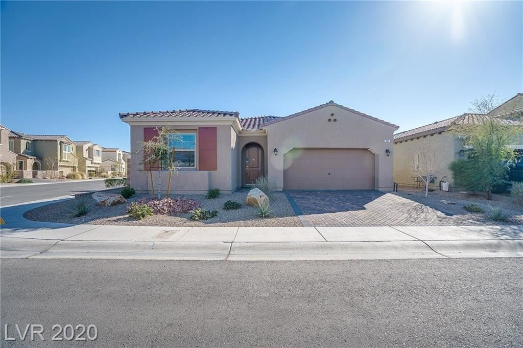 Photo of 341 VIA DE PELLEGRINI, Henderson, NV 89011 (MLS # 2175945)