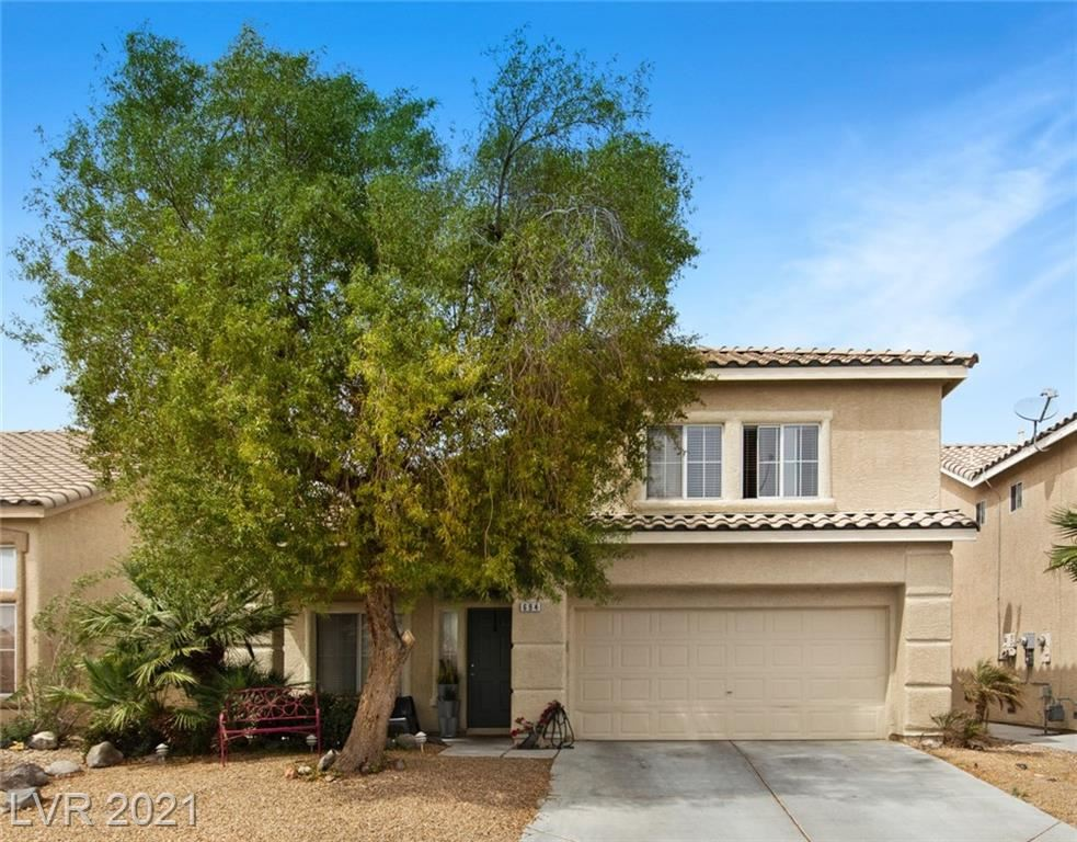 Photo of 694 Emerald City Avenue, Las Vegas, NV 89183 (MLS # 2283945)