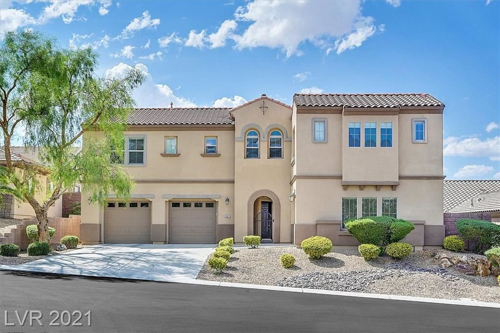 Photo of 2661 Chateau Clermont Street, Henderson, NV 89044 (MLS # 2330945)