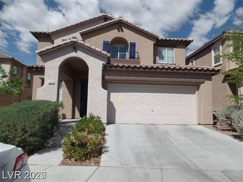 Photo of 593 Caribbean Palm Drive, Las Vegas, NV 89138 (MLS # 2211946)