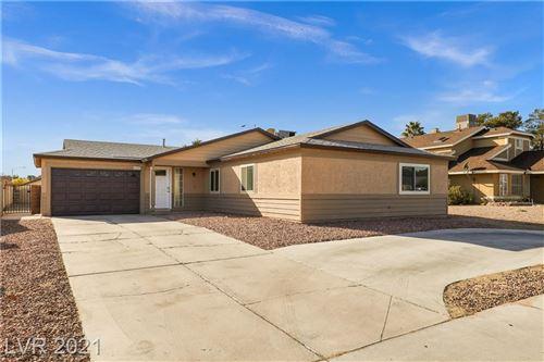 Photo of 6521 Miragrande Drive, Las Vegas, NV 89108 (MLS # 2258947)
