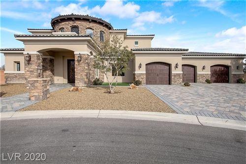 Photo of 5790 Aspen Falls Circle, Las Vegas, NV 89149 (MLS # 2207948)