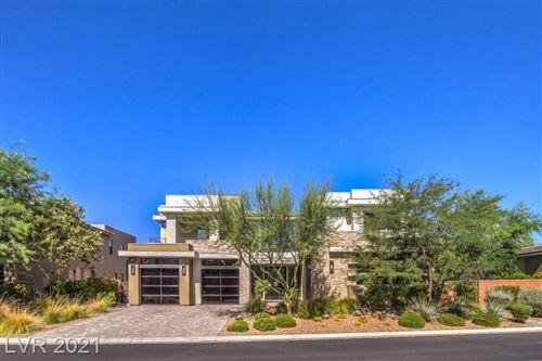 Photo of 4211 Bronze Ridge Street, Las Vegas, NV 89135 (MLS # 2333948)