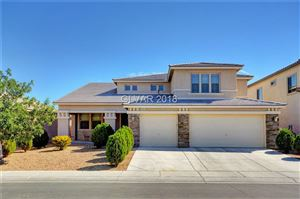 Photo of 1921 BLUFF KNOLL Court, North Las Vegas, NV 89084 (MLS # 2027949)
