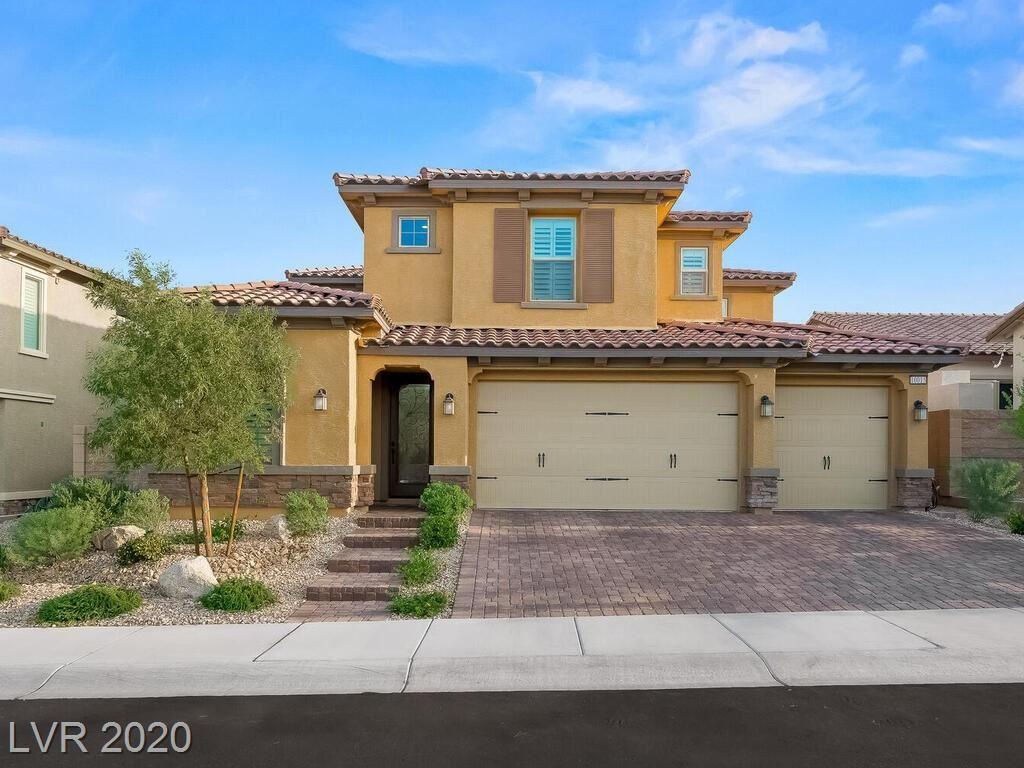 Photo of 10015 Bighorn Bellows Avenue, Las Vegas, NV 89166 (MLS # 2230949)