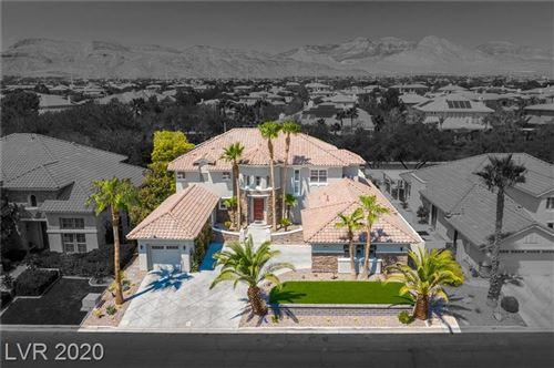 Photo of 3021 Hammerwood Drive, Las Vegas, NV 89135 (MLS # 2226950)