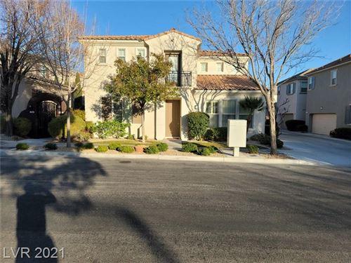 Photo of 2150 Cast Pebble Drive, Las Vegas, NV 89135 (MLS # 2270950)