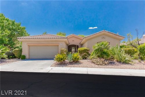 Photo of 15 Feather Sound Drive, Henderson, NV 89052 (MLS # 2312950)