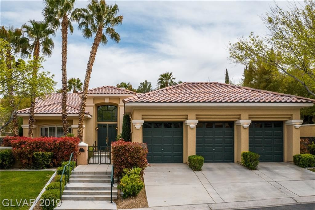 Photo for 9033 WATERFIELD Court, Las Vegas, NV 89134 (MLS # 2087950)
