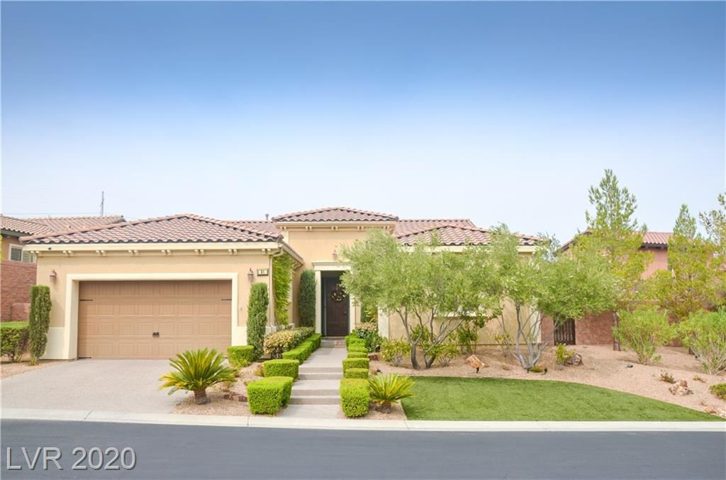 Photo of 51 Contrada Fiore Drive, Henderson, NV 89011 (MLS # 2230950)