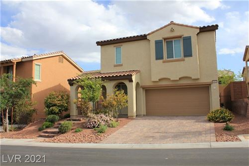 Photo of 10619 Mentesana Avenue, Las Vegas, NV 89166 (MLS # 2333951)