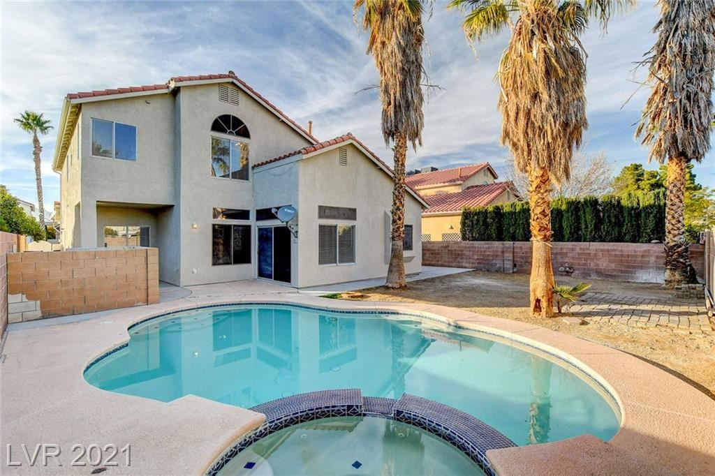Photo of 3700 Blairmoor Street, North Las Vegas, NV 89032 (MLS # 2261951)