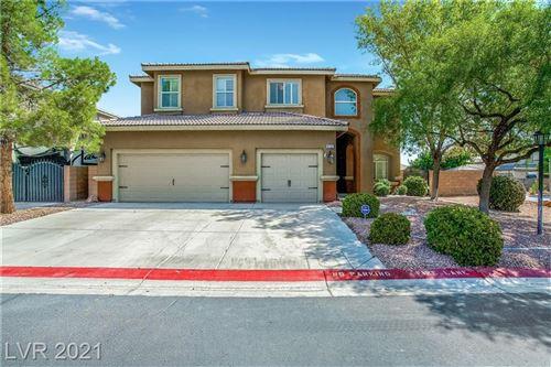 Photo of 8102 Villa De La Playa Street, Las Vegas, NV 89131 (MLS # 2332952)