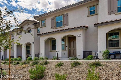 Photo of 16 Lomita Heights Drive, Las Vegas, NV 89138 (MLS # 2335952)