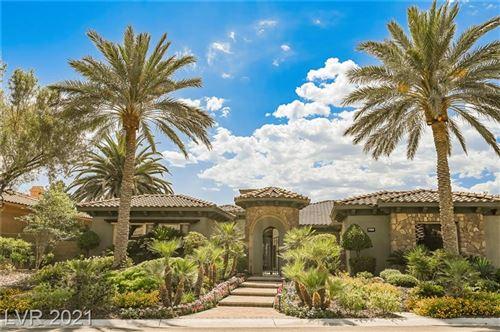 Photo of 4535 Palisades Canyon Circle, Las Vegas, NV 89129 (MLS # 2302953)