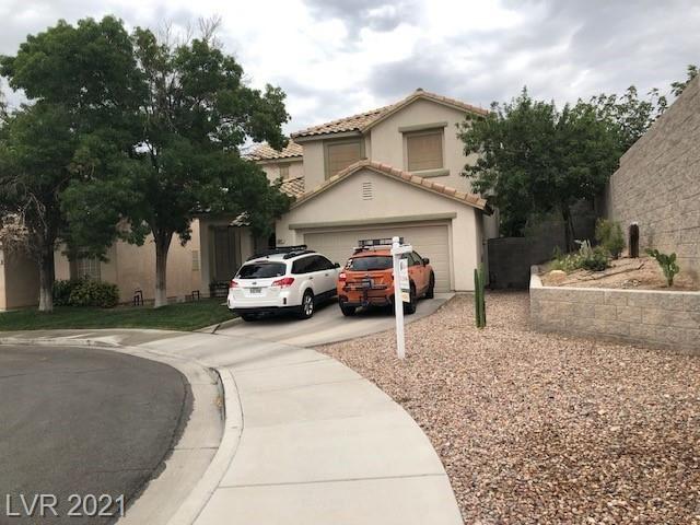 Photo of 8041 Panpipe Court, Las Vegas, NV 89131 (MLS # 2329953)