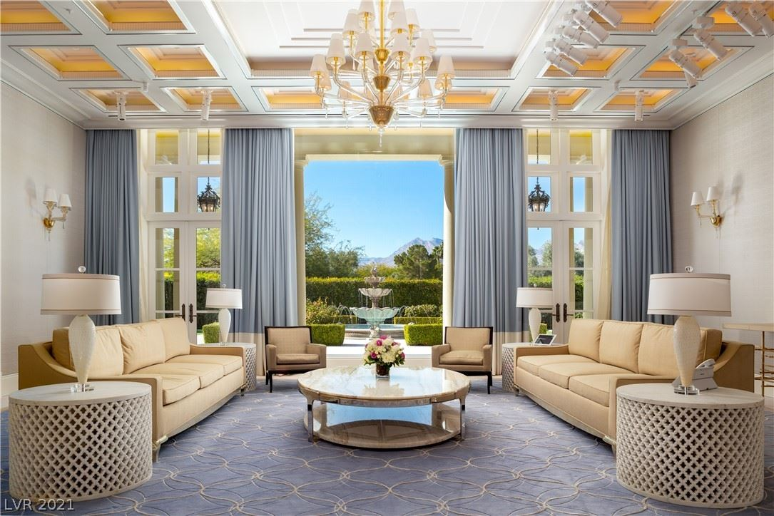 Photo of 1717 Enclave Court, Las Vegas, NV 89134 (MLS # 2343953)