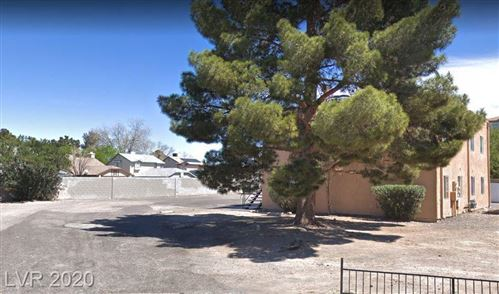 Photo of 633 Triest Court, Las Vegas, NV 89110 (MLS # 2217954)
