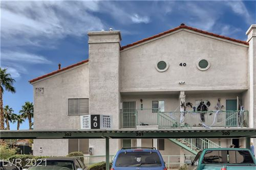 Photo of 2725 South Nellis Boulevard #2165, Las Vegas, NV 89121 (MLS # 2343954)