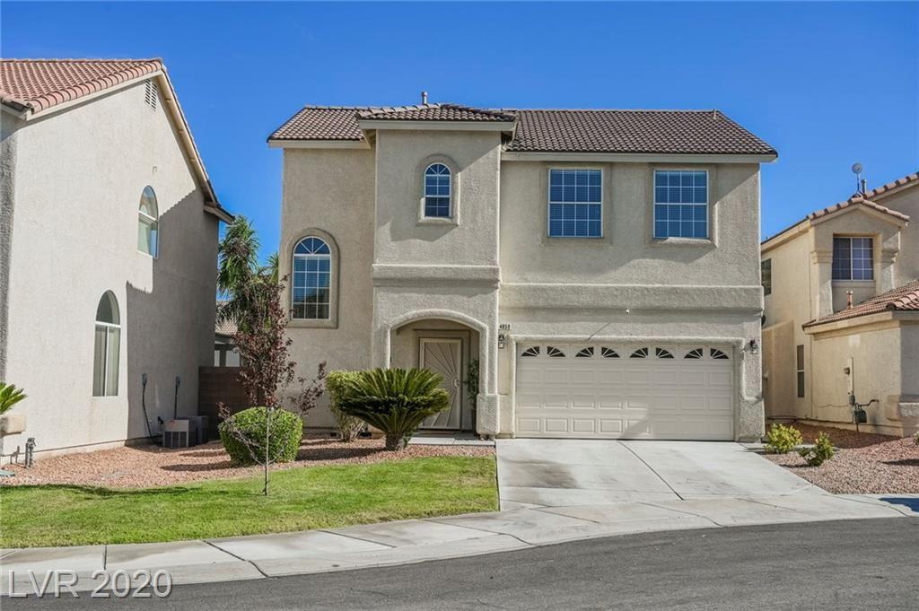 Photo of 4859 Milorie Court, Las Vegas, NV 89130 (MLS # 2212954)