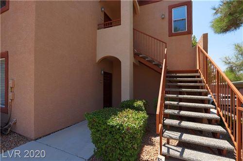Photo of 9580 Reno Avenue #237, Las Vegas, NV 89148 (MLS # 2218955)
