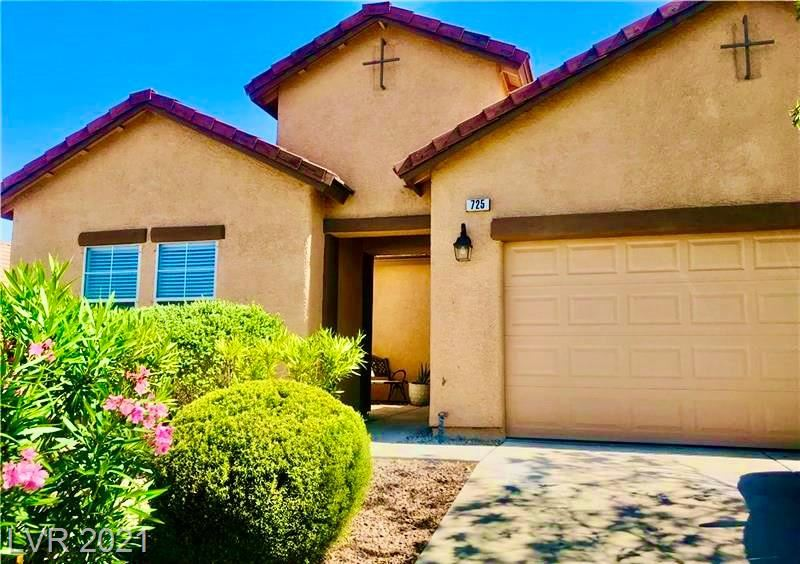 Photo of 725 PACIFIC CASCADES Drive, Henderson, NV 89012 (MLS # 2279955)