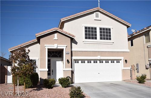 Photo of 3726 CARIBBEAN BLUE Avenue, North Las Vegas, NV 89031 (MLS # 2175956)