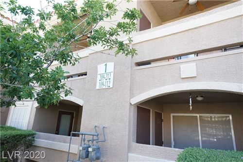 Photo of 10245 South Maryland Parkway #110, Las Vegas, NV 89183 (MLS # 2207956)
