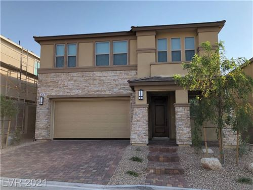 Photo of 910 Cherry Glen Place, Las Vegas, NV 89138 (MLS # 2316956)