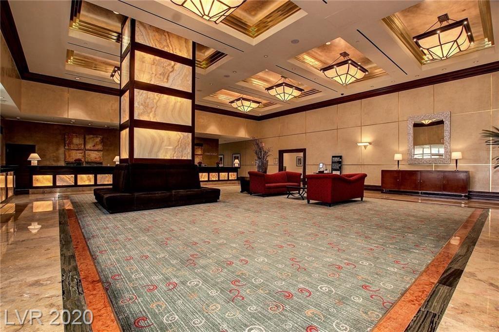 Photo of 145 East HARMON Avenue #606, Las Vegas, NV 89109 (MLS # 2183956)