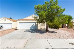 Photo of 722 CARLOS JULIO Avenue, North Las Vegas, NV 89031 (MLS # 2133957)