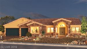 Photo of 7047 FALABELLA RIDGE Avenue #Lot 75, Las Vegas, NV 89131 (MLS # 2143957)