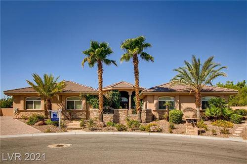 Photo of 8835 Hickam Avenue, Las Vegas, NV 89129 (MLS # 2332957)