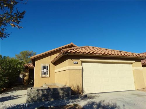 Photo of 3157 EMERALD CREEK Drive, Las Vegas, NV 89156 (MLS # 2150958)