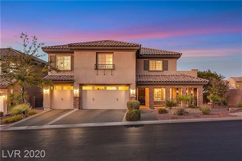 Photo of 2400 Luberon Drive, Henderson, NV 89044 (MLS # 2250958)